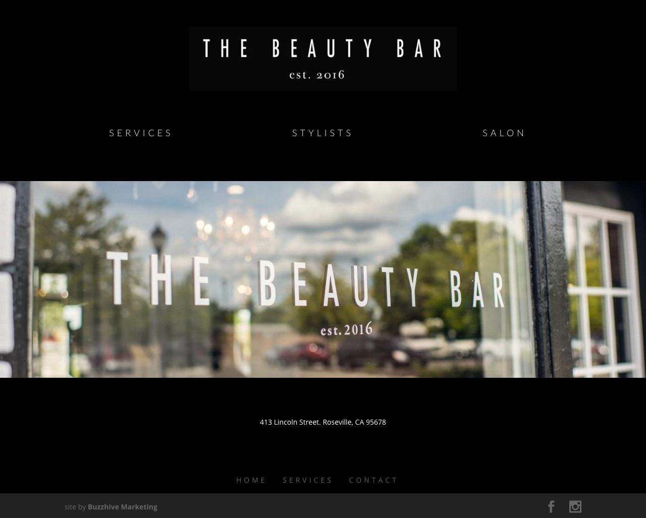 RosevilleBeautyBar.com_ Web Design & Development
