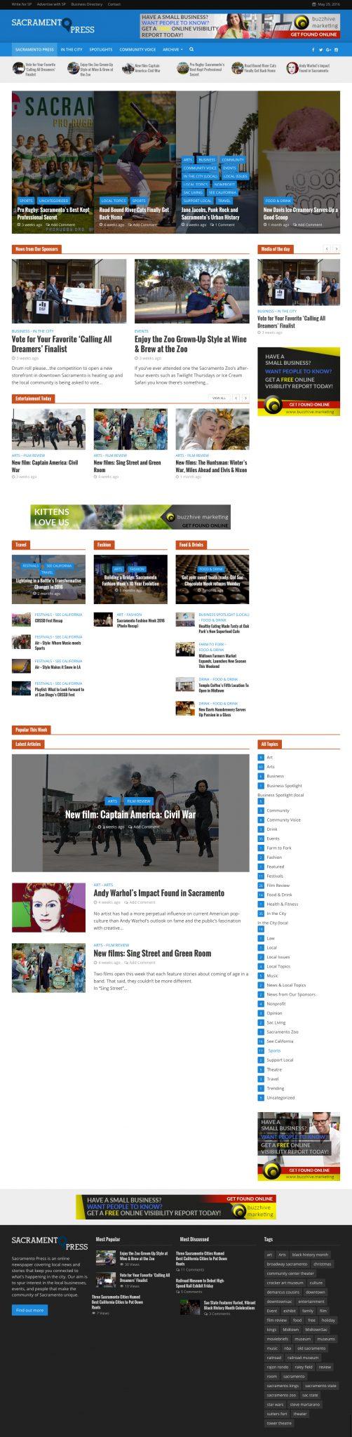 SacrementoPress.com-Under-Construction Web Design & Development