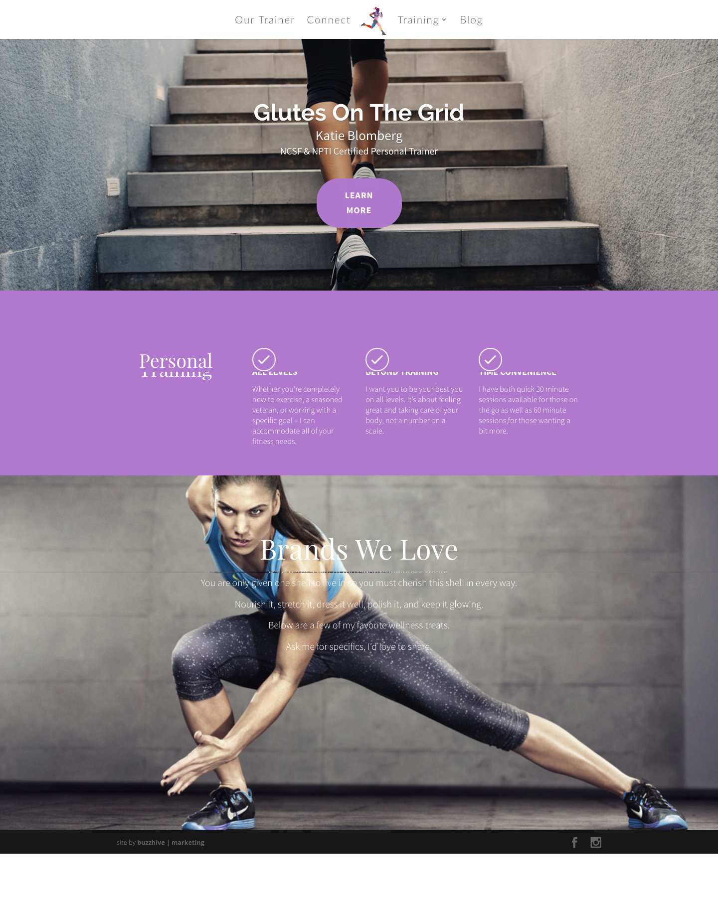 glutes-on-the-grid Web Design & Development