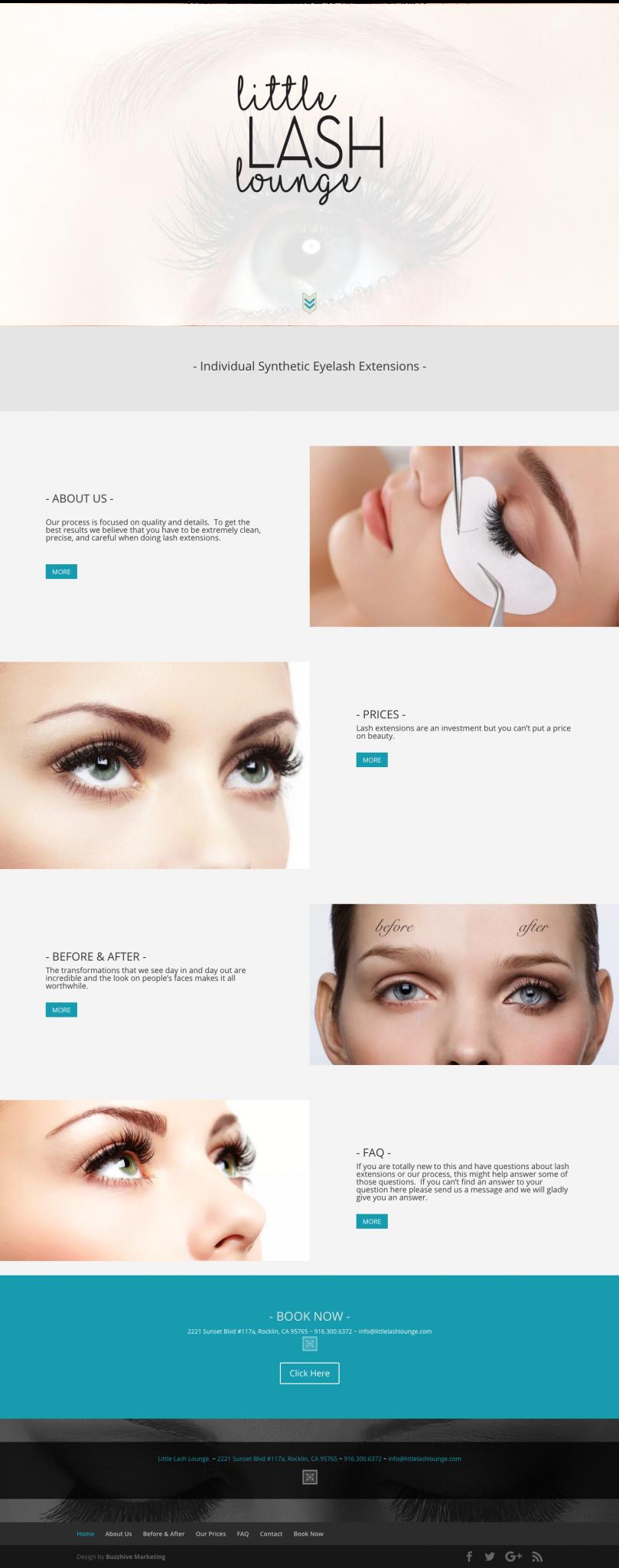 little-lash-lounge-1 Web Design & Development