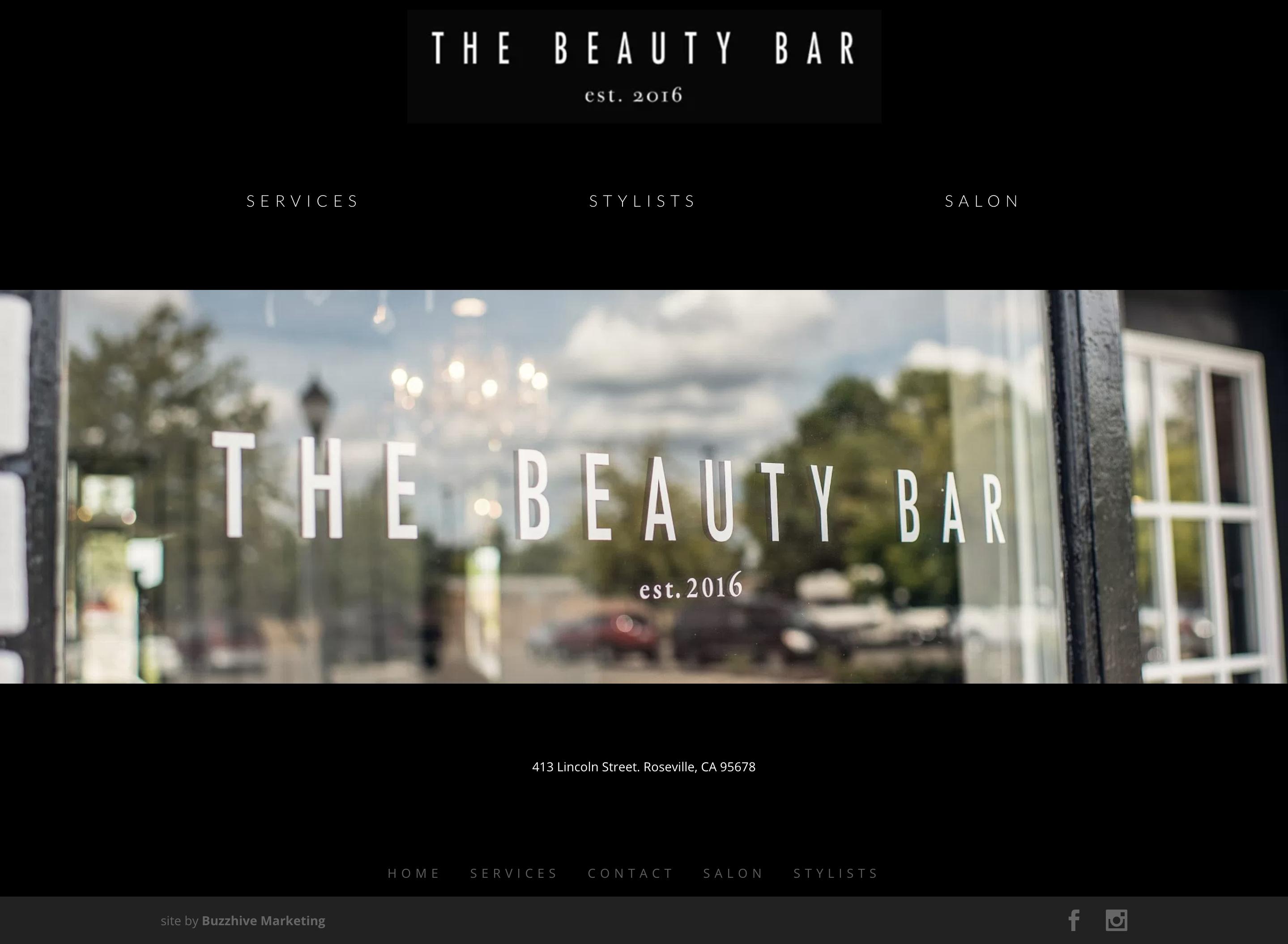 screencapture-rosevillebeautybar-1507864338034 Web Design & Development