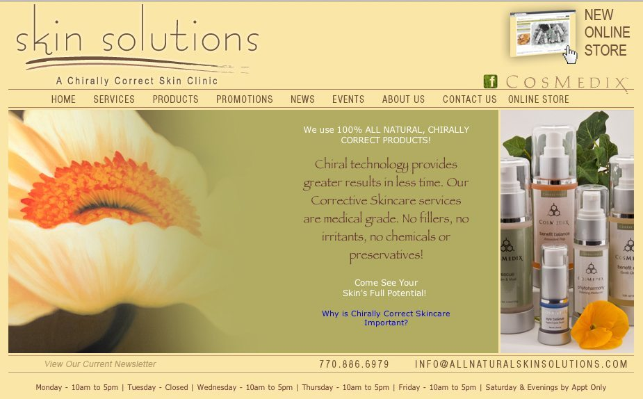 All Natural Skin Clinic & Store
