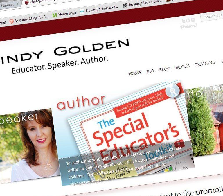 cindy golden