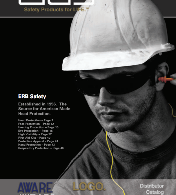 ERB SAFETY 2012 Catalog