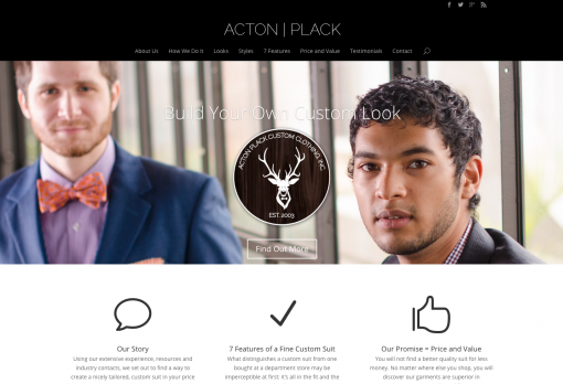 Acton | Plack