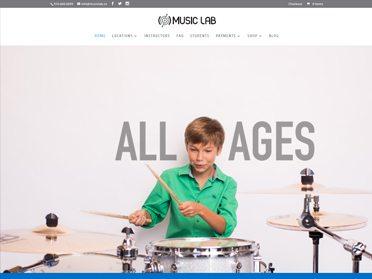 musiclab Portfolio