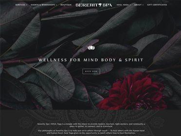 serenity Portfolio
