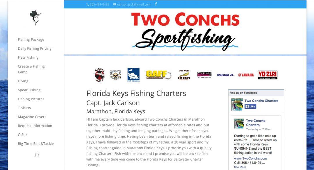 Two Conchs Sportsfishing & Charters