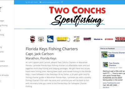 Two Conchs Sportsfishing & Charters
