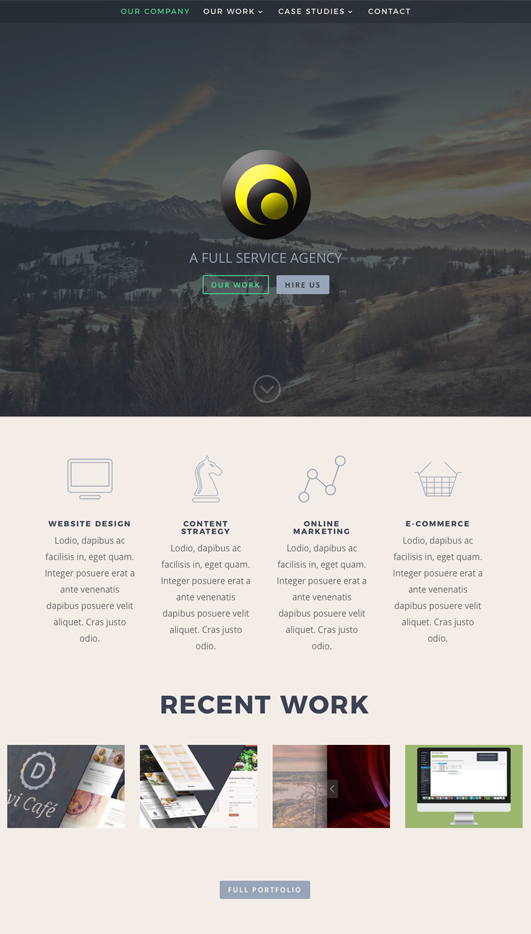 case-study Web Design & Development
