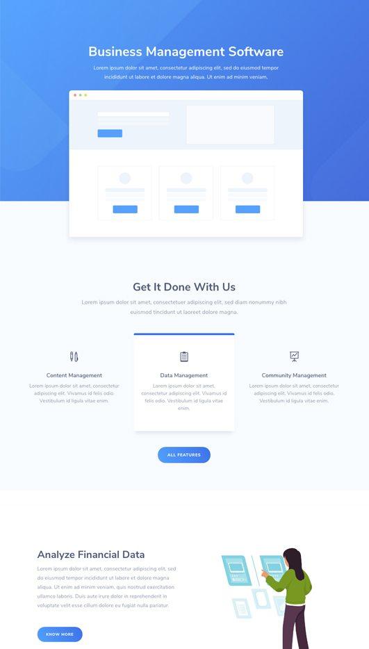 service Web Design & Development
